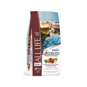 FORZA10 LEGEND ALL LIFE SMALL BREED GRAIN FREE DRY DOG FOOD