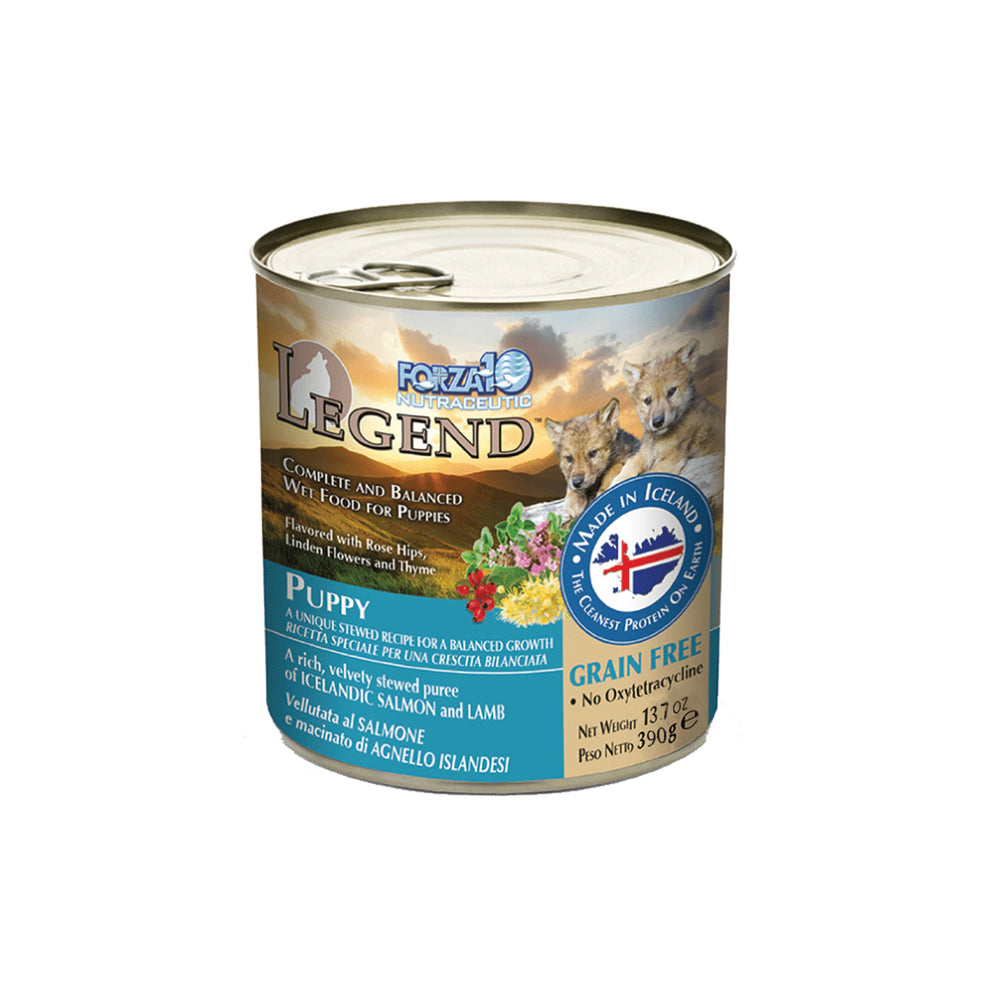 FORZA10 LEGEND PUPPY GRAIN FREE WET DOG FOOD