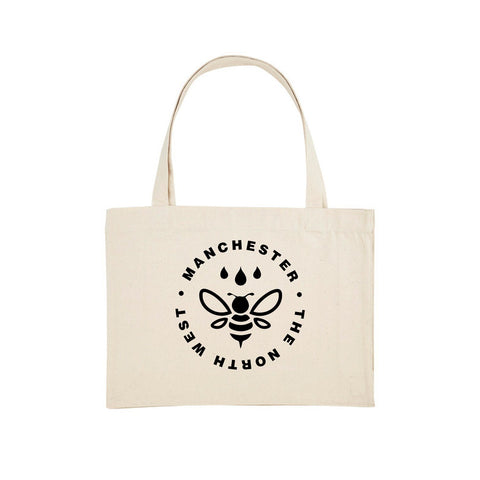 Manchester Worker Bee - Tote Bag The Manc Store