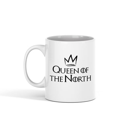 Queen of the North Mug The Manc Store
