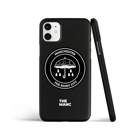 The Rainy City Phone Case - iPhone XS The Manc Store