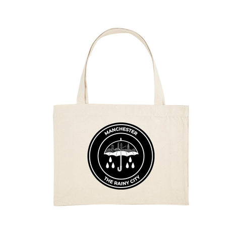 The Rainy City - Tote Bag The Manc Store