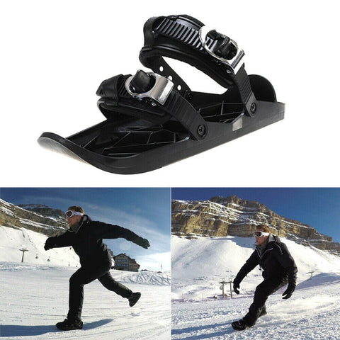 Mini Ski -Skates for Snow-