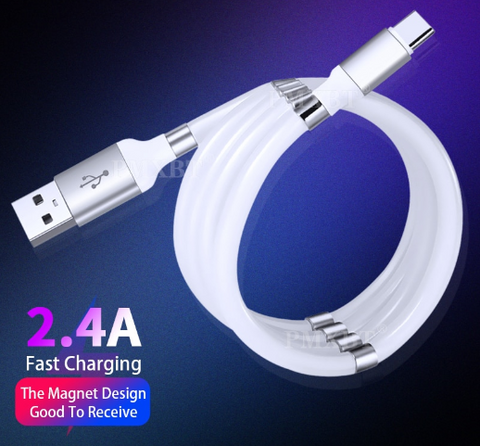 MAGNETIC CABLE -FAST CHARGING-