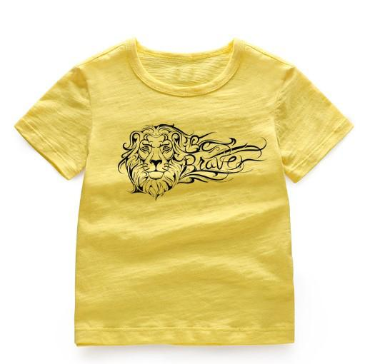Be Brave T-Shirt for Toddlers