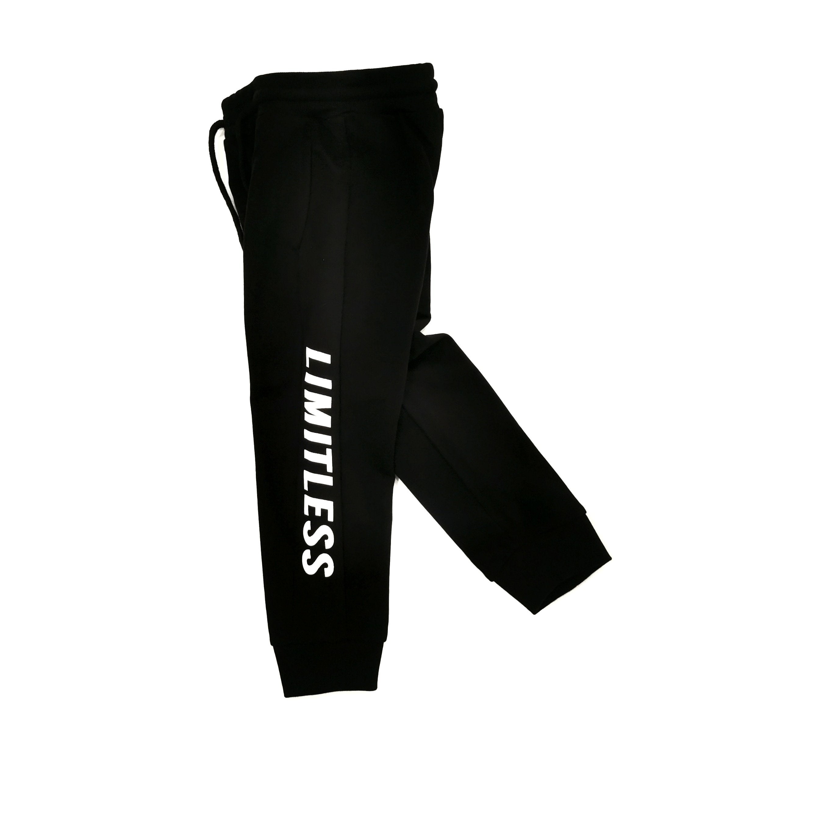 Limitless Black Sweatpants