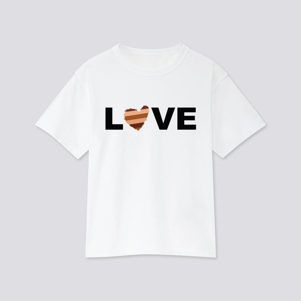 Love T-Shirt Shirts Hearts of Gems