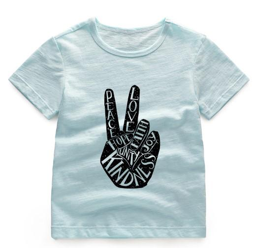 Peace T-Shirt for Toddlers