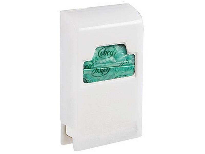 DISPENSER COLETOR ABSORVENTE BRANCO