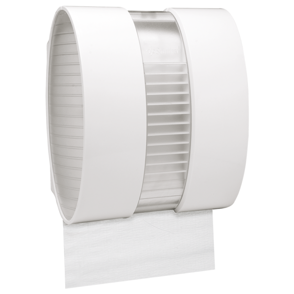 DISPENSER ELEGANCE PAPEL TOALHA INTERFOLHADO DTE10