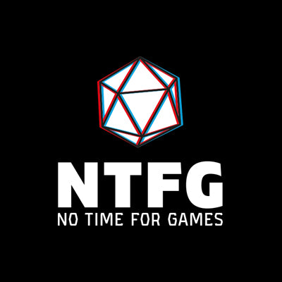 No Time For Games #1
