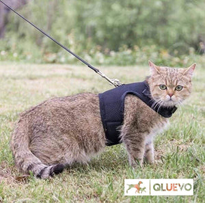 Feline Venture Escape-Proof Harness & Leash