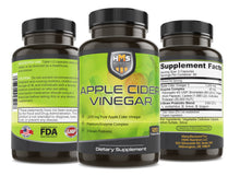 Load image into Gallery viewer, Apple Cider Vinegar Supplements - 1200mg