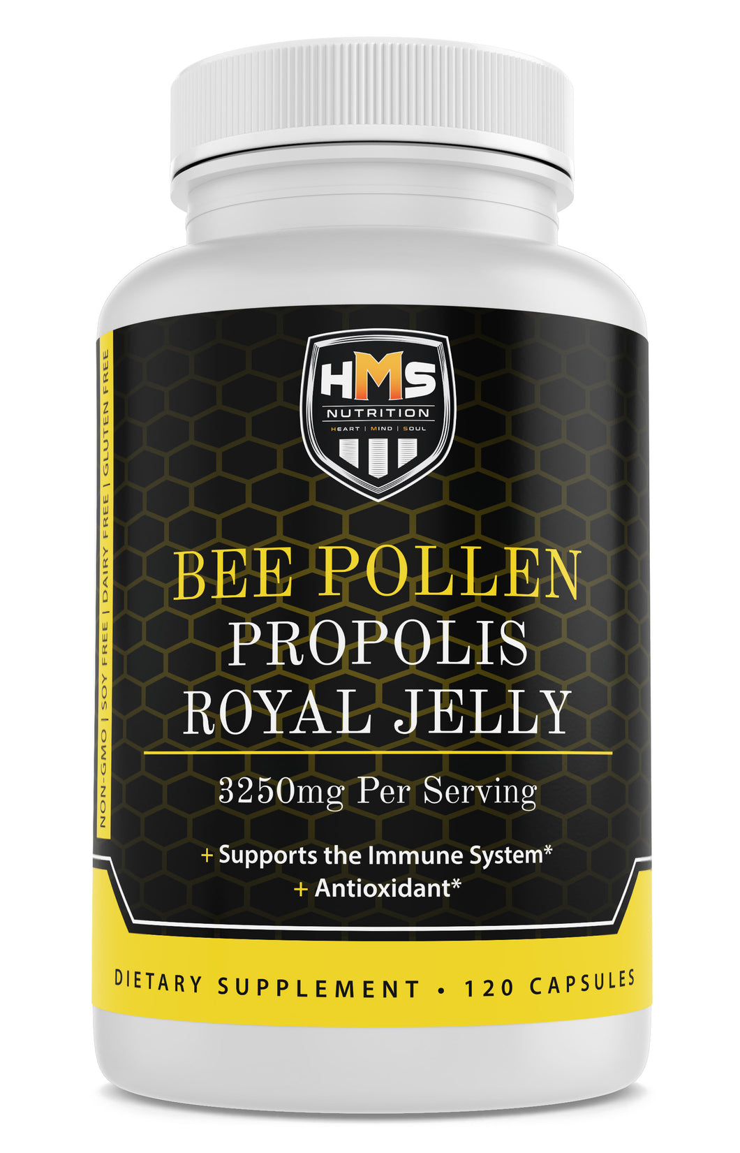 Bee Pollen Supplement - 3250mg