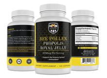 Load image into Gallery viewer, Bee Pollen Supplement - 3250mg