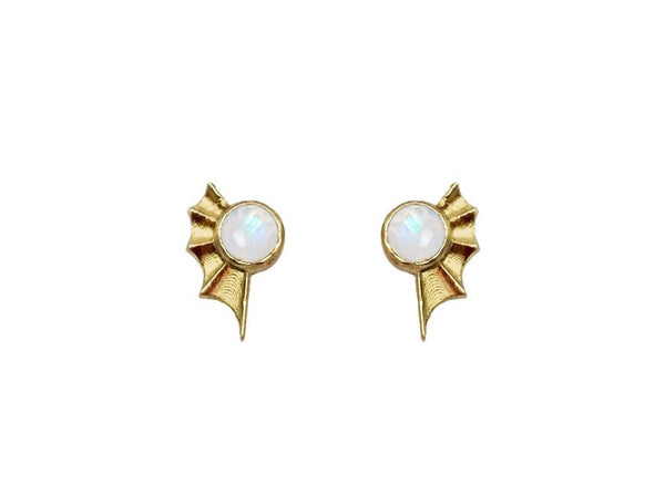 Mermaid Studs - Lauren Newton Jewelry