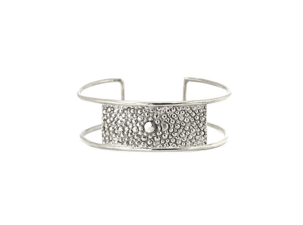 Stingray Bar Cuff - Lauren Newton Jewelry