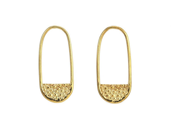 Stingray Earrings - Lauren Newton Jewelry