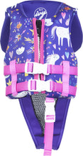 Load image into Gallery viewer, 2021 IVY JUNIOR GIRLS UNICORN VEST WITH COLLAR