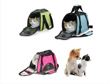 Pet Carrier Dog Cat Tote Travel Carry Carry Bag Handbag Small Animals 3 Color