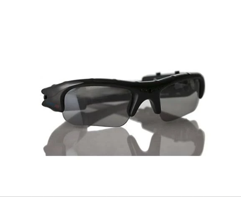 Hikers Cool Designed Digital Video Recorder Sunglasses w/ MicroSD Slot