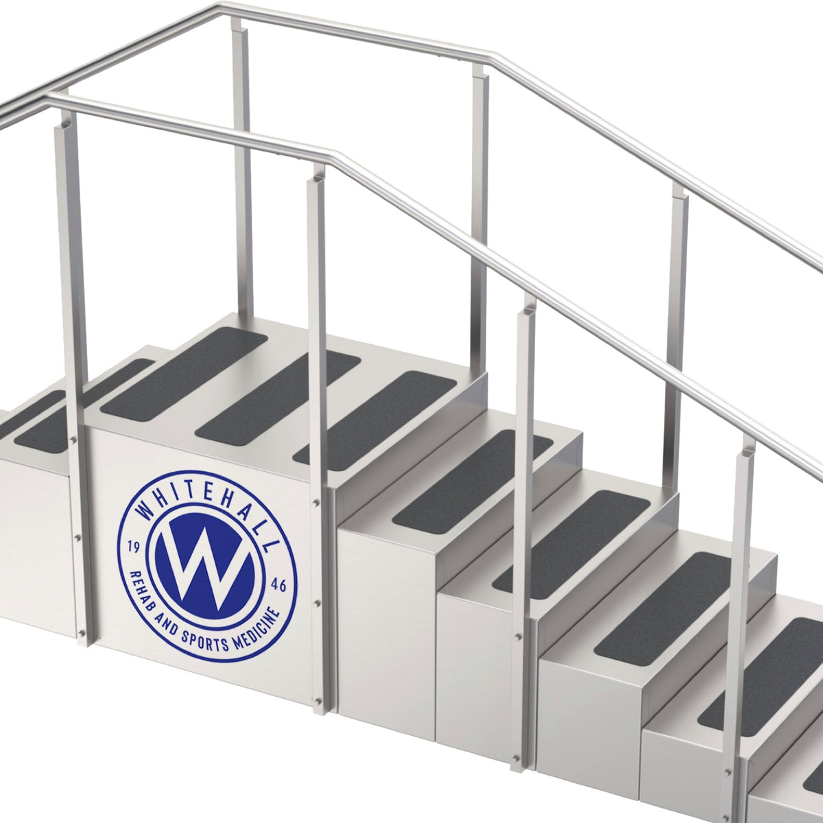 Stainless Steel Training Stairs
