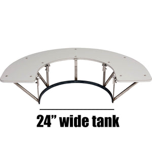 "TTS-2 Tank Top Seat for 24"" Whirlpool"