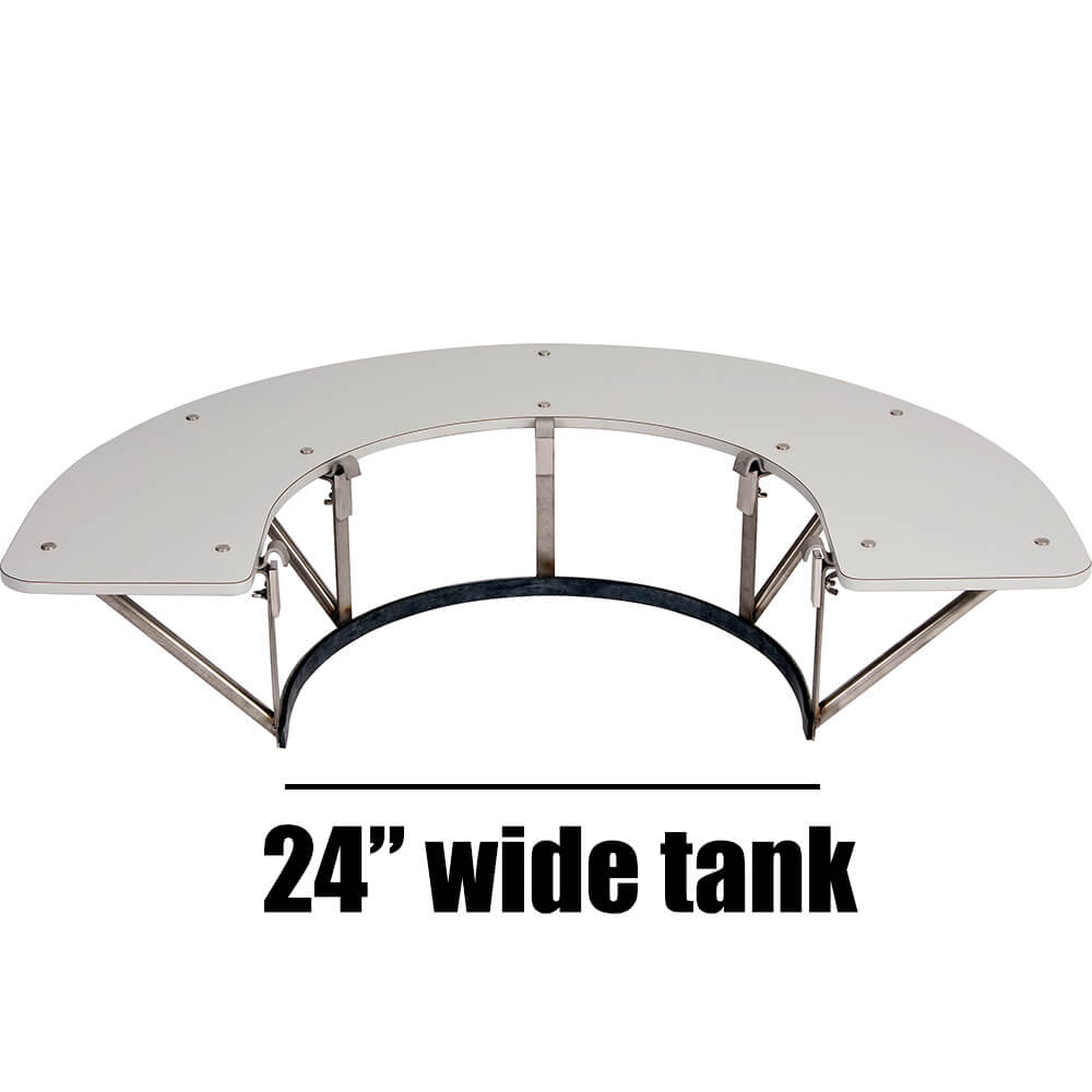 TTS-2 Tank Top Seat for 24