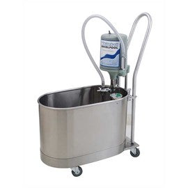 E-15-MH 15 Gallon Mobile Whirlpool with Handle