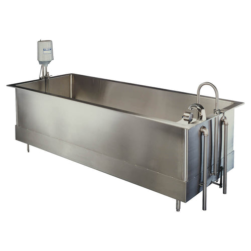 F-260-S 260 Gallon Rectangular Immersion Tank [Call Whitehall for Pricing]