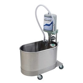 P-10-M 10 Gallon Mobile Whirlpool