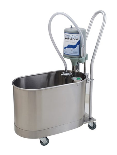 P-15-MH 15 Gallon Mobile Whirlpool with Handle