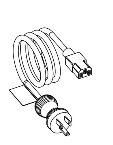 North American Power Cord Replacement