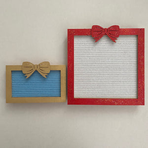 Double Sided Wooden Bow