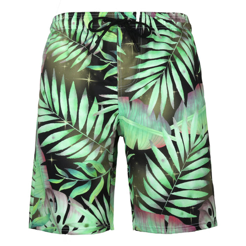 Men's Beach Shorts Digital Printed