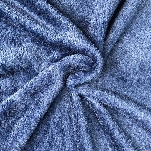 WearWhale Home Flannel Throw Blankets Microfiber Fleece Bed Blanket for Couch or Travel