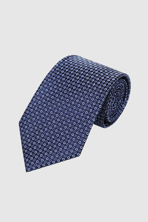 WearWell Men's Classic Tie Silk Necktie for Formal Party, College or Business