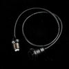 Festoon Dropper with E27 fitting - 1m