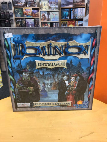 Dominion Intrigue - 2nd Edition