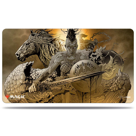 Magic: The Gathering - Kaldheim Playmat featuring Reidane, God of the Worthy