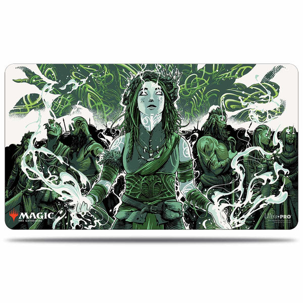 Magic: The Gathering - Kaldheim Playmat featuring Esika, God of the Tree