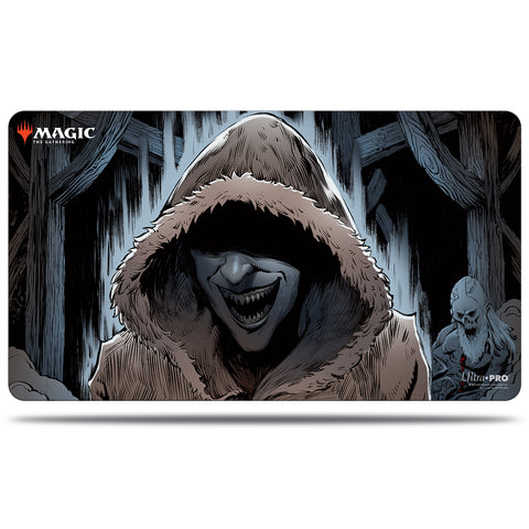 Magic: The Gathering - Kaldheim Playmat featuring Valki, God of Lies