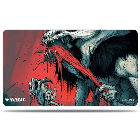 Magic: The Gathering - Kaldheim Playmat featuring Vorinclex, Monstrous Raider