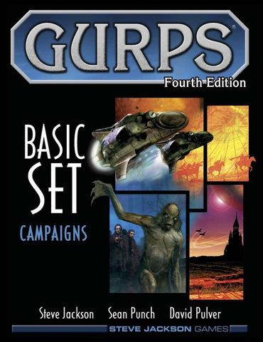 GURPS Basic Set - Campaigns