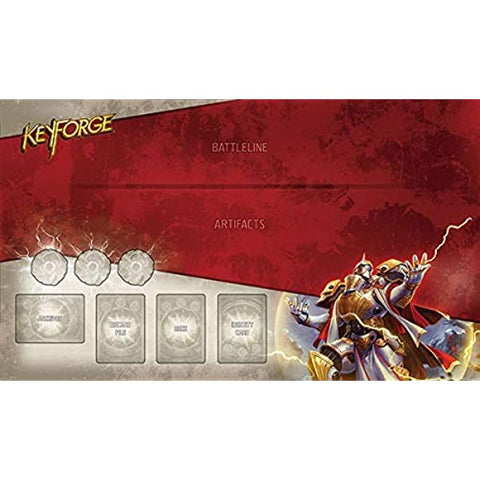 KeyForge - Sir Marrows Playmat