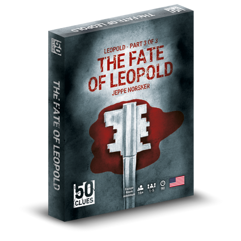 50 Clues Part 3 - The Fate of Leopold