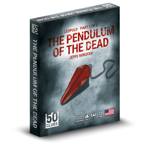 50 Clues Part 1 - Pendulum of the Dead