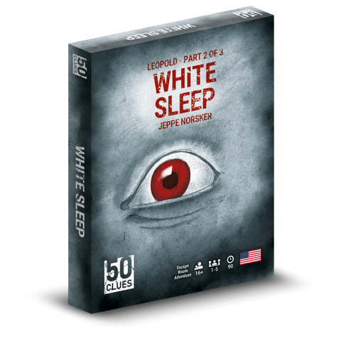 50 Clues Part 2 - White Sleep