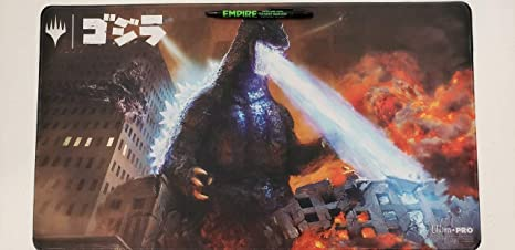 MTG Godzilla King of Monsters Playmat