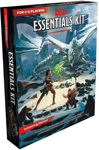 Dungeons & Dragons 5th Edition - Essentials Kit